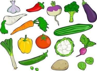 野菜の栄養をちゃんと取れない食べ方としっかり取れる食べ方のアイキャッチ画像