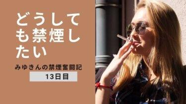 禁煙セラピーを読むべき人はどんな人?【みゆきん禁煙奮闘記13日目】