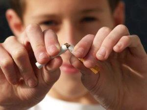 タバコ、禁煙