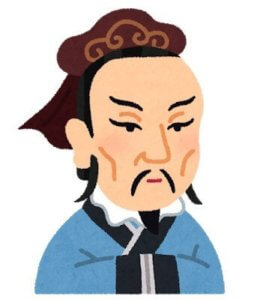 中国の昔の学者