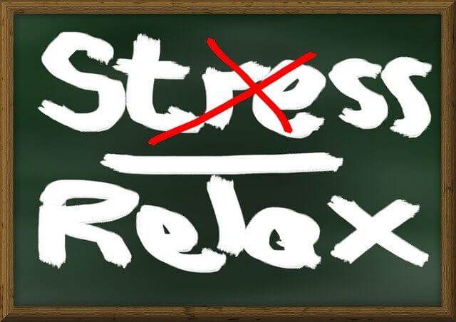 ストレス回避