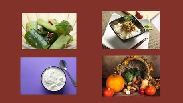 腸の不調の改善に効果的な食べもの